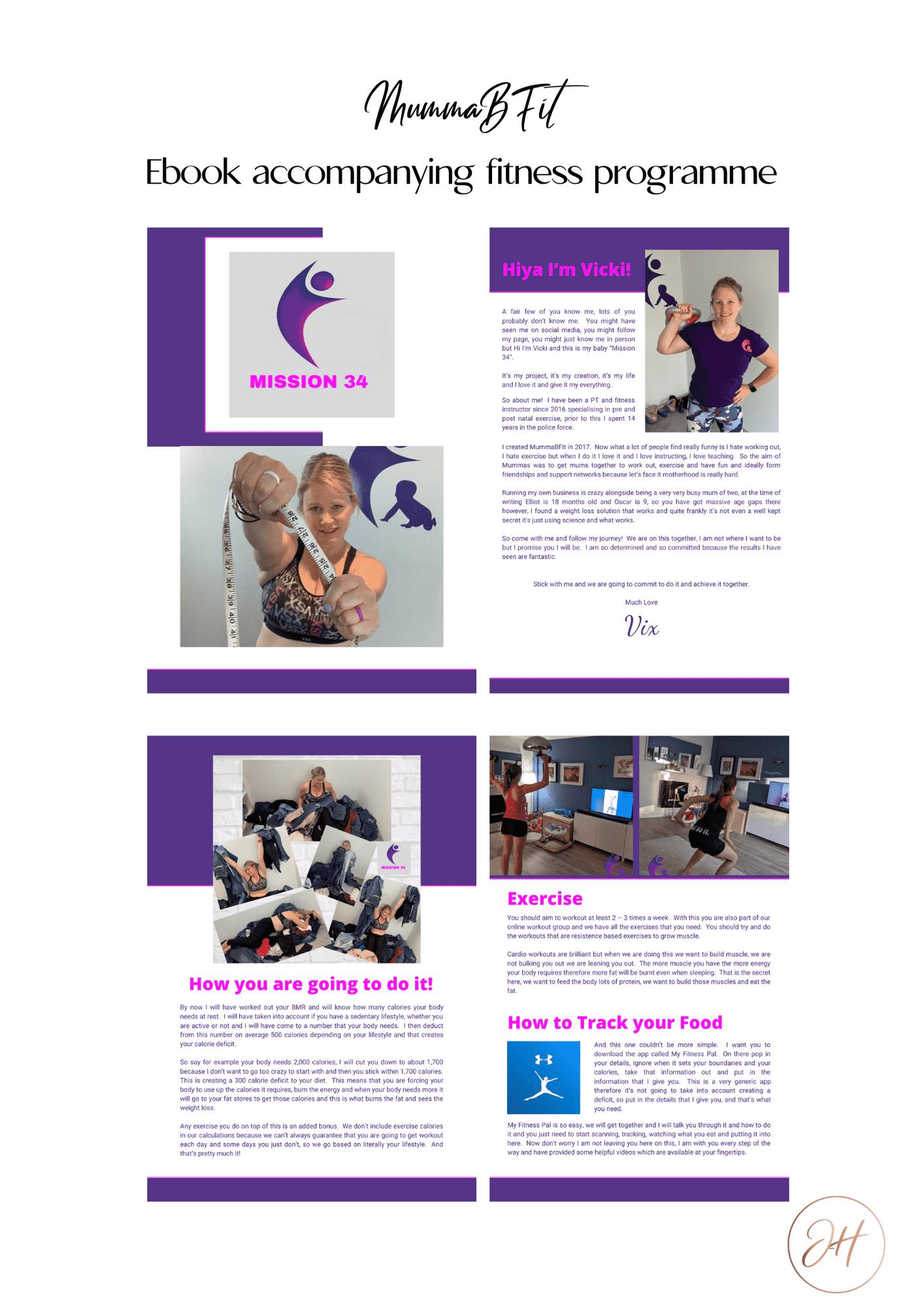 portfolio-jo-hewson-vicki-mummabfit-ebook-fitness-programme